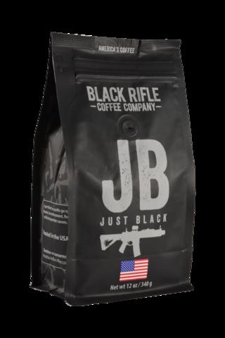 BRC Ground Just Black Coffee