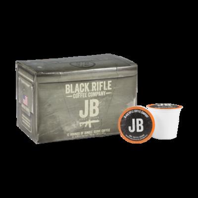 BRC Rounds Just Black 12ct