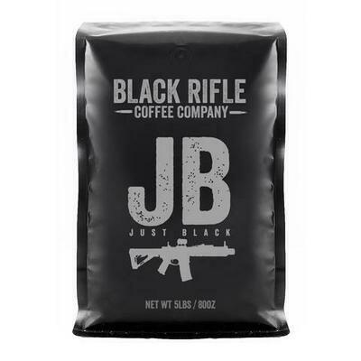 BRC Ground Just Black 5#