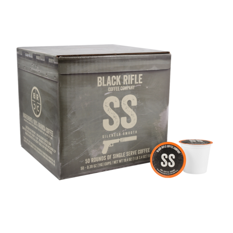 BRC Rounds Silencer Smooth 50ct