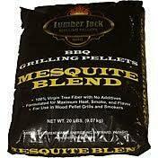 LJ Mesquite Blend 40#