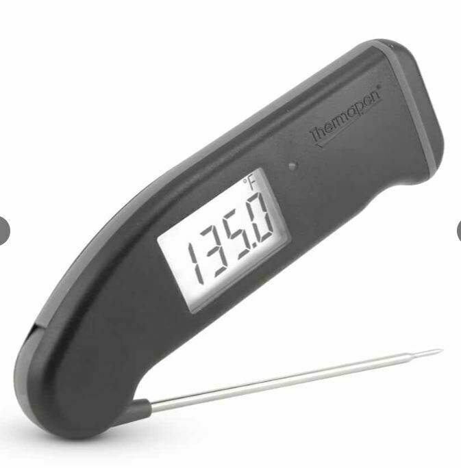 Thermoworks Thermapen Black