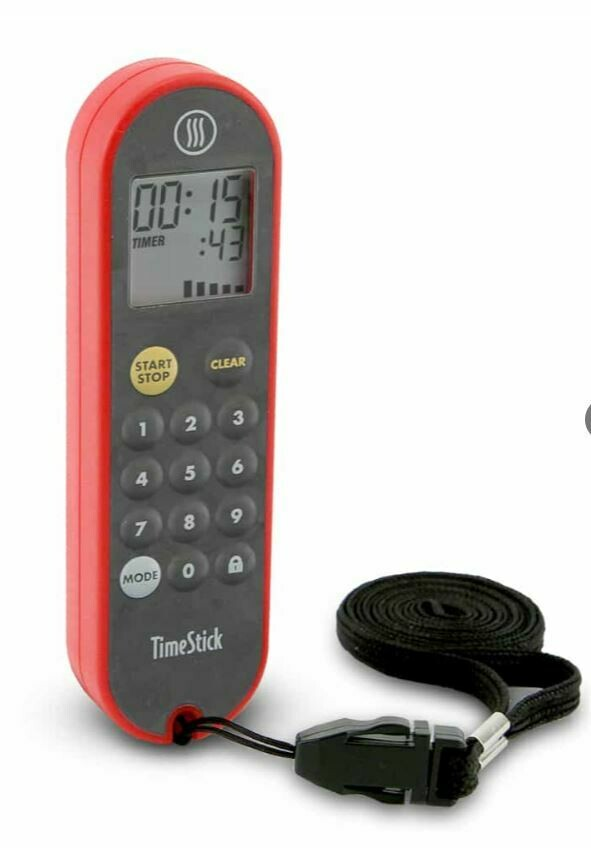 Thermoworks TimeStick Red