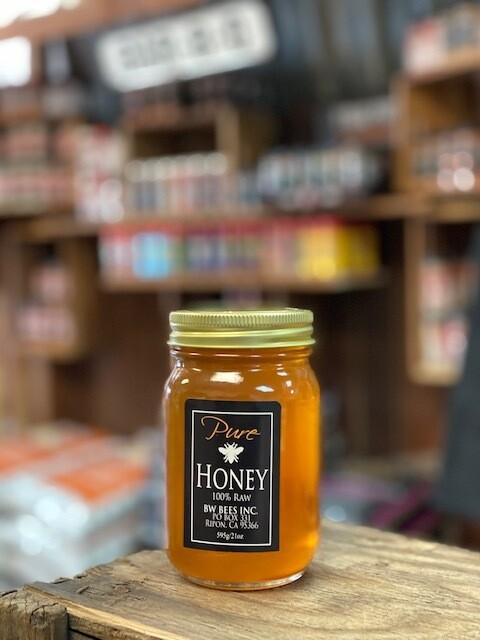 BW Honey 1/2 Pint