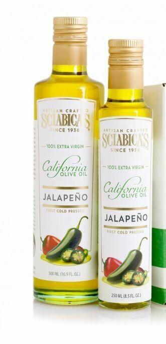 Olive Oil Jalapeno 250 ML