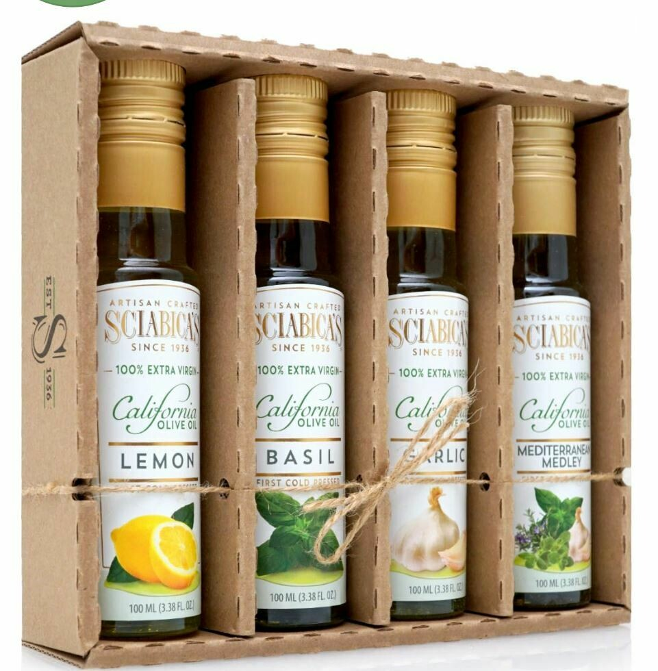 Olive Oil 4 pack