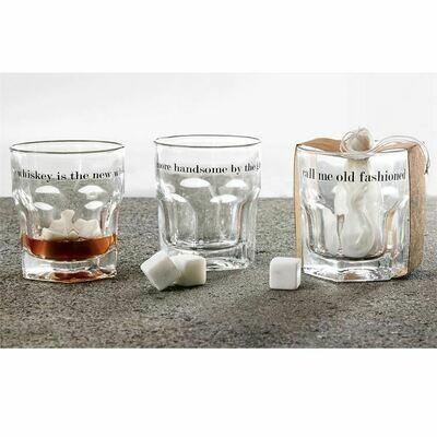 Old Fashioned Whiskey Set