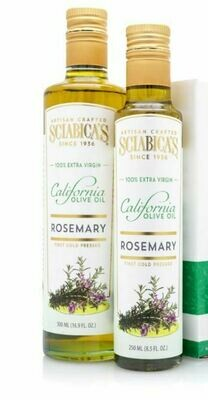 Olive Oil Rosemary 250 Ml