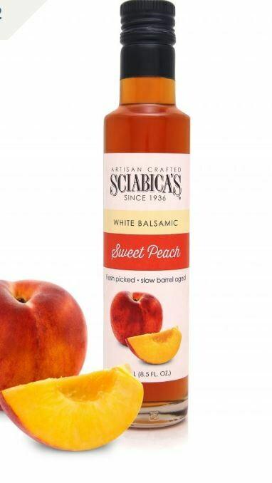 Sciabica Peach Balsamic