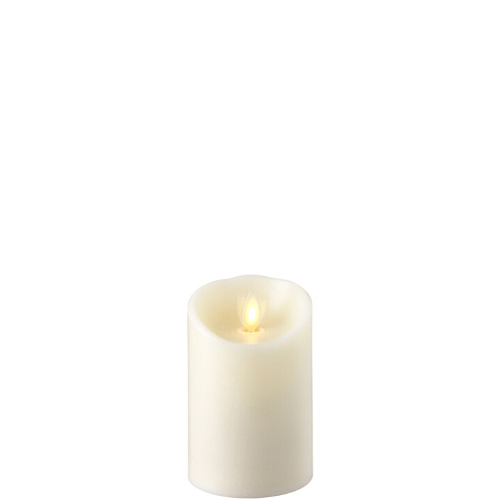 Candle Ivory Pillar Sm