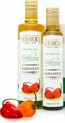Olive Oil Habanero 250 Ml