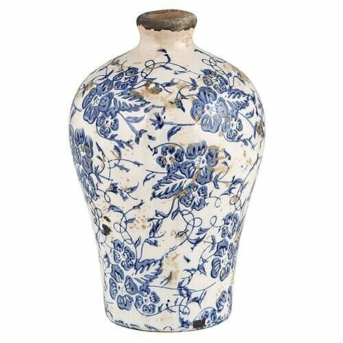 Vase Vintage Blue Small
