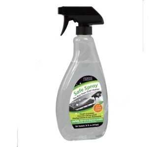 Safe Spray Grill Cleaner