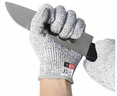 Cut Resistant Gloves X Lrg