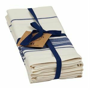 Napkin Set Farm Fresh Stripe