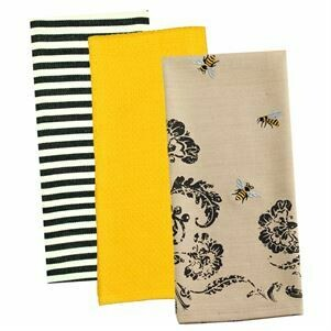 Towel Set Busy Bee