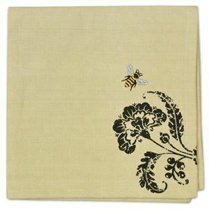 Napkin Busy Bee