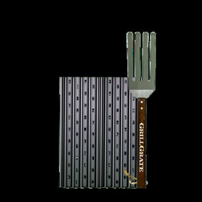 Grill Grates Kit 2 panel 18.5