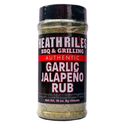 Heath Riles 2lb Garlic Jalapeno