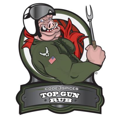 Code 3 Top Gun Rub