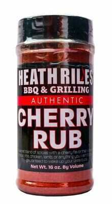 Heath Riles Cherry Rub