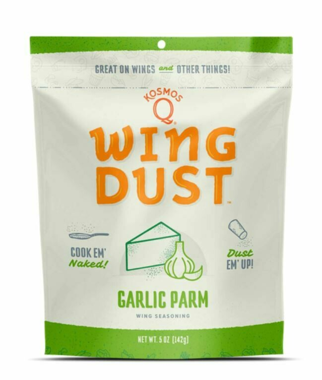 Kosmo Garlic Parm Wing Dust
