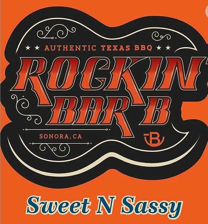 Rockin' Bar-B Sweet N Sassy Sauce