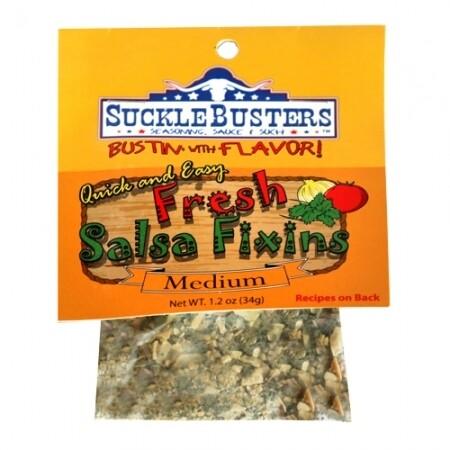 SB Fresh Salsa Fixins Medium