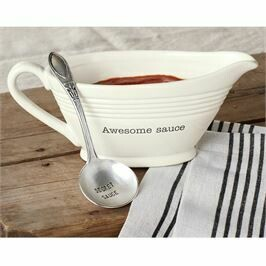 Awesome Sauce Dish Set