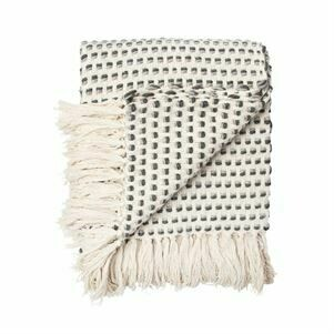 Elba Gray Throw