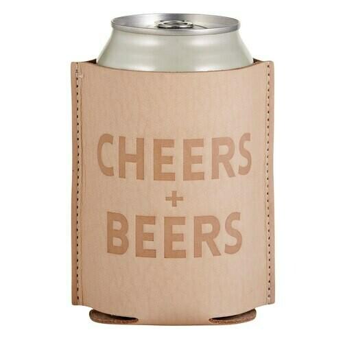 Koozie Cheers + Beers