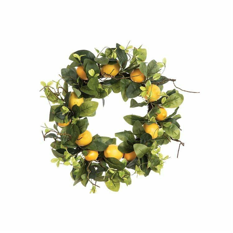 Wreath Lemon