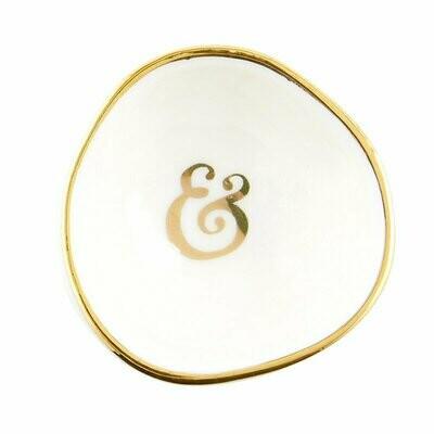 Ring Dish Ampersand