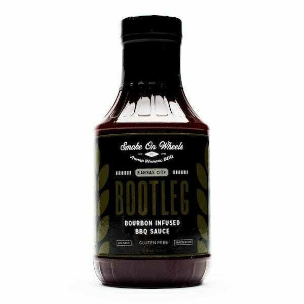 Smoke on Wheels Bootleg Sauce