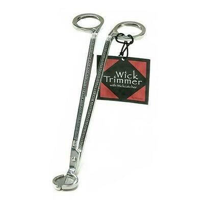 Wick Trimmer - Stainless