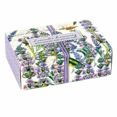 Soap Boxed Lavender Rosemary