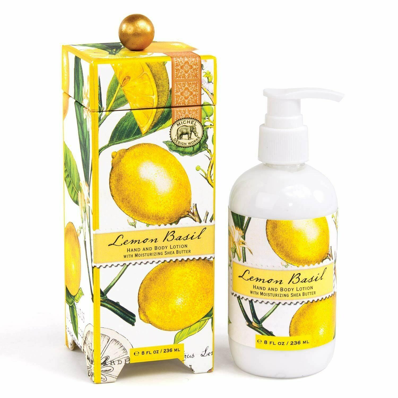 Lotion Lemon Basil