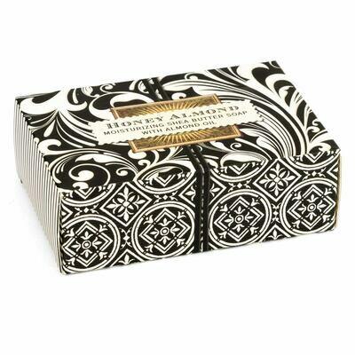Soap Boxed Honey Almond