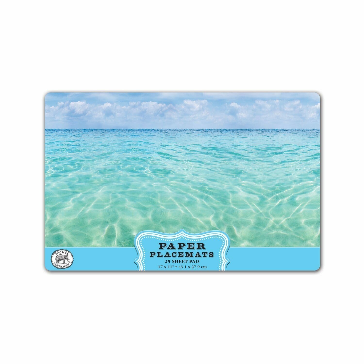Placemats Paper Beach