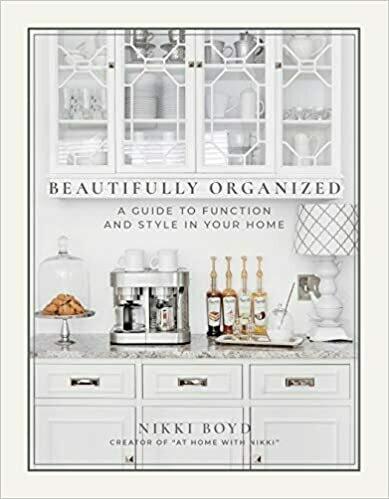 Book Beautifully Organized