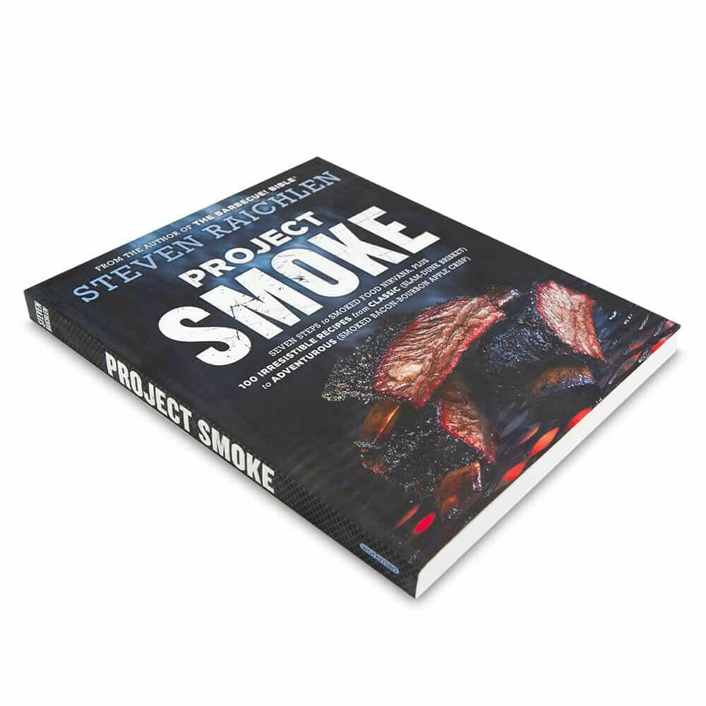 Book Project Smoke