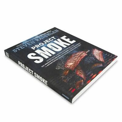Book Project Smoke by Steven Raichlen