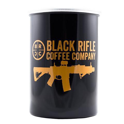 BRC Container Black Airtight