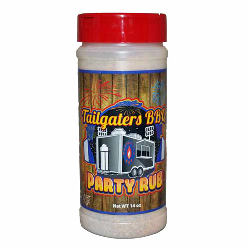SB Tailgaters BBQ Party Rub