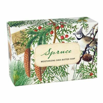 Soap Boxed Spruce