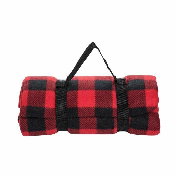 Fleece Picnic Blanket - B&R