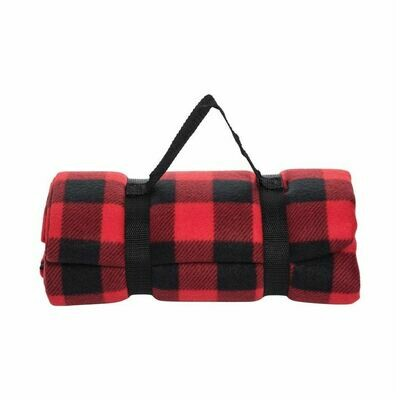 Blanket Fleece Picnic B&R
