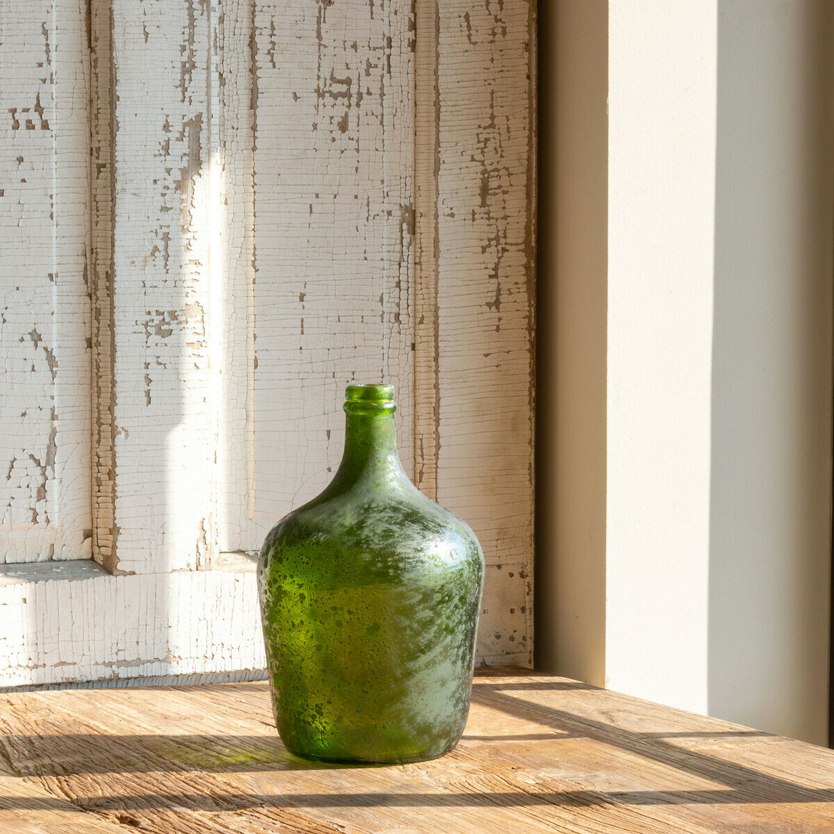 Vase Antique Green
