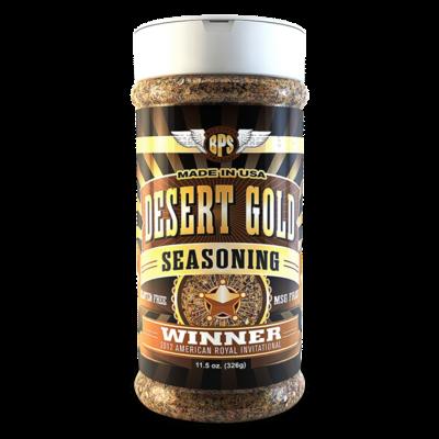 Desert Gold Rub