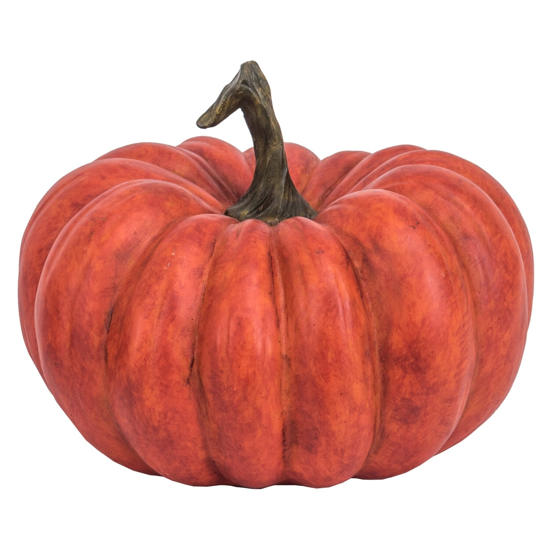 Pumpkin Orange Resin